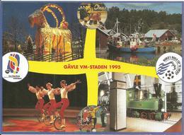 1995 Championnat Du Monde  De Hockey Sur Glace :Gävle (Suède) - Hockey (sur Glace)