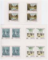République Tchèque 1997 - MNH ** - Peinture - 3 Feuillets Michel Nr. 161-163 Série Complète (cze009) - Tchéquie