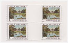 République Tchèque 1997 - MNH ** - Peinture - Feuillet Michel Nr. 161 (cze010) - Tchéquie