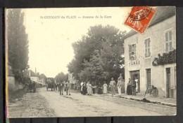 ST GERMAIN DU PLAIN AVENUE DE LA GARE - Autres Communes