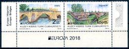 Europa 2018 - Chypre Turque ** - 2018
