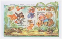 République Tchèque 2003 - MNH ** - Poissons - Michel Nr. Bloc 19 (cze017) - Tchéquie