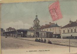 Montlhéry : Place Du Marché - Montlhery