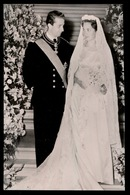 HUWELIJK PRINS ALBERT EN PRINSES PAOLA - Familles Royales