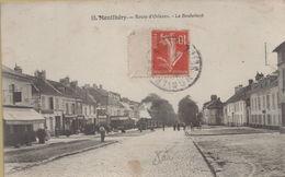 Montlhéry : Route D'Orléans - Le Boulevard - Montlhery