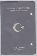 2007 PASSPORT ,PASSEPORT USED 60 PAGES - Autres Collections