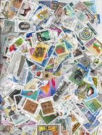 Lot 1000 Timbres Outremer (Afrique-Amérique- Asie- Océanie) - Timbres