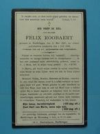 Felix Roobaert Herffelingen 1897 1923 - Images Religieuses