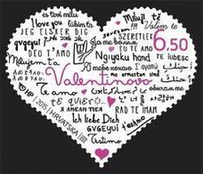 2015 Valentine's Day, Croatia, Hrvatska, MNH - Croatie