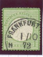 Allemagne, Empire, N° YT. 7, Oblitéré. - Germany