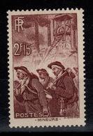 YV 390 N* Mineurs Cote 5 Euros - Frankreich