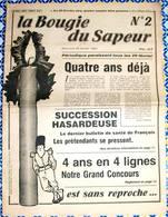 La Bougie Du Sapeur N°2 / 1984 - Collections