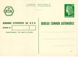 300 H 0,30 Marianne De Cheffer  Très Bel état - Entiers Postaux