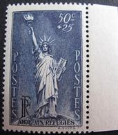 R1692/413 - 1937 - STATUE DE LA LIBERTE - N°352 NEUF** BdF - Frankreich