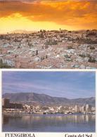 °°° 2 Cartoline Spagna Viaggiate °°° - Spagna