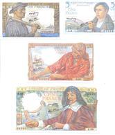 France 7 Note Set 1942-44 (COPY) - France