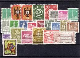 Berlin, Kpl. Jahrgang 1956** (T 8474) - [5] Berlin