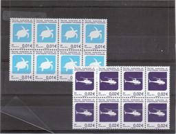 M10 - TAAF - 705 Et 706 ** MNH De 2014 - Faune TORTUE Et MOYEN De TRANSPORT HELICOPTERE. - Terres Australes Et Antarctiques Françaises (TAAF)