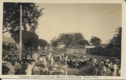 """PINANG GAZETTE"" Second Motor Reliability Trial 1929 - Malaysia"