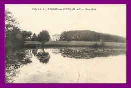 La Boissière Sur Evre * Bois Noir   ( Scan Recto Et Verso ) - France