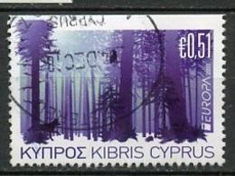Europa CEPT Chypre - Cyprus - Zypern 2011 Y&T N°1219h - Michel N°1208Do (o) - Europa-CEPT