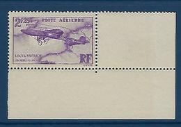 """FR Aerien YT 7 (PA) """" Traversée De La Manche, Louis Blériot """" 1934 Neuf** BDF - 1927-1959 Mint/hinged"""