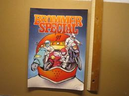 Boek KL 6 - BROMMER SPECIAL - BROMFIETSEN 1991 - 100 BLZ - VEEL AFBEELDINGEN - Culture