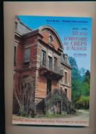 """Livre - """"50 Ans D'Histoire Au Creps D'Alsace """" ( Détails , état... Voir Scan(s) Et Description) - Books, Magazines, Comics"""