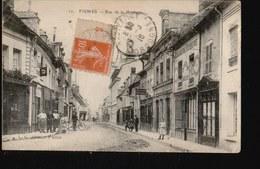 LOT180.....5 CPA DEP51 - Cartes Postales