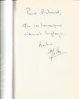 Dédicace De Marcus Malte - Les Harmoniques - Livres, BD, Revues