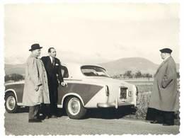 Photo Automobile , Famille, Peugeot 403 - Automobiles