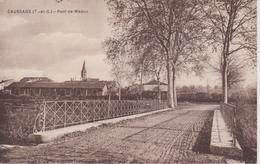 CAUSSADE Pont De Meaux - Caussade