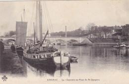 Charente - Cognac - La Charente Au Pont De St-Jacques - Cognac