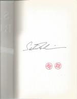 Dédicace De Salman Rushdie - Shalimar Le Clown - Livres, BD, Revues