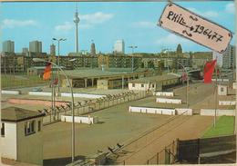 Berlin - Cpm / Vue. - Mur De Berlin