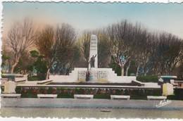 Narbonne -  Le Monument Du Docteur Ferroul - Narbonne