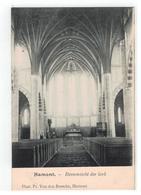 Hamont  -  Binnenzicht Der Kerk Phot.Fr.Van Den Bossche - Hamont-Achel