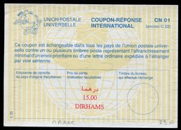 MAROC  Coupon Réponse International / International Reply Coupon - Maroc (1956-...)