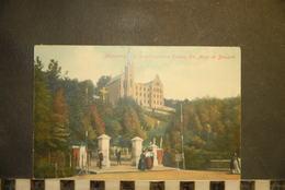 CP, Amerique, CANADA Monastery Of Redemptoristine Sisters Ste Anne De Beaupré - Canada