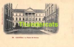 CPA KORTRIJK COURTRAI BEYAERT FILLEUL LE PALAIS DE JUSTICE - Kortrijk