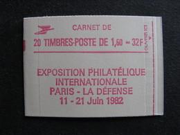 TB Carnet 2187 - C4b: Point Sur Le P,  Neuf XX. - Usage Courant