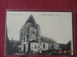 CPA - Le Bec-de-Mortagne - L'Eglise - France
