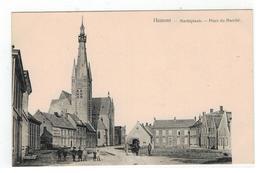 Hamont   - Marktplaats  -  Place Du Marché  Uitg.Fr.Vanden Bossche,Photo - Hamont-Achel