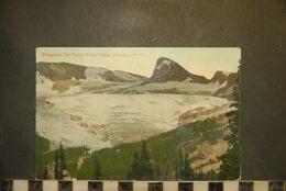 CP, Amerique, CANADA Waputekh Ice Fields Yoho Valley Canadian Rockies - Canada