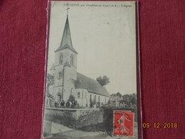 CPA - Louvetot - L'Eglise - France