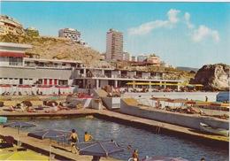 LIBAN LEBANON 1952 CARTE POSTALE - BAIN DE MER - SPORTING CLUB BEACH - BEIRUT - Liban