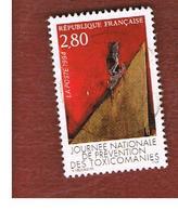 FRANCIA (FRANCE) - SG 3228 - 1994  NATIONAL DAY OF DRUG PREVENTION    -    USED - Usati
