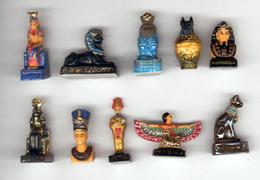 EGYPTE TRESORS DU NIL           12 - Fèves