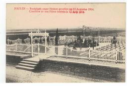 Halen  HAELEN -  Rustplaats Onzer Helden Gevallen Op 12 Augustus 1914 - Halen
