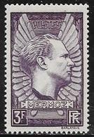 TIMBRE  N° 338 -  MERMOZ  - NEUF  -  1937 - Frankreich